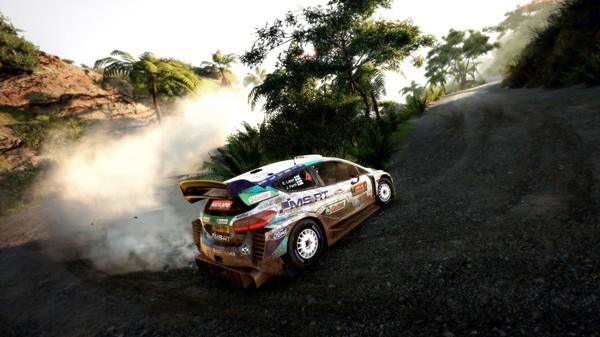 《世界汽车拉力锦标赛9》9月16日登Steam