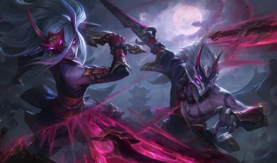《英雄联盟》鸡里奥宝典2月27日开启 100级可获得血月至臻剑魔