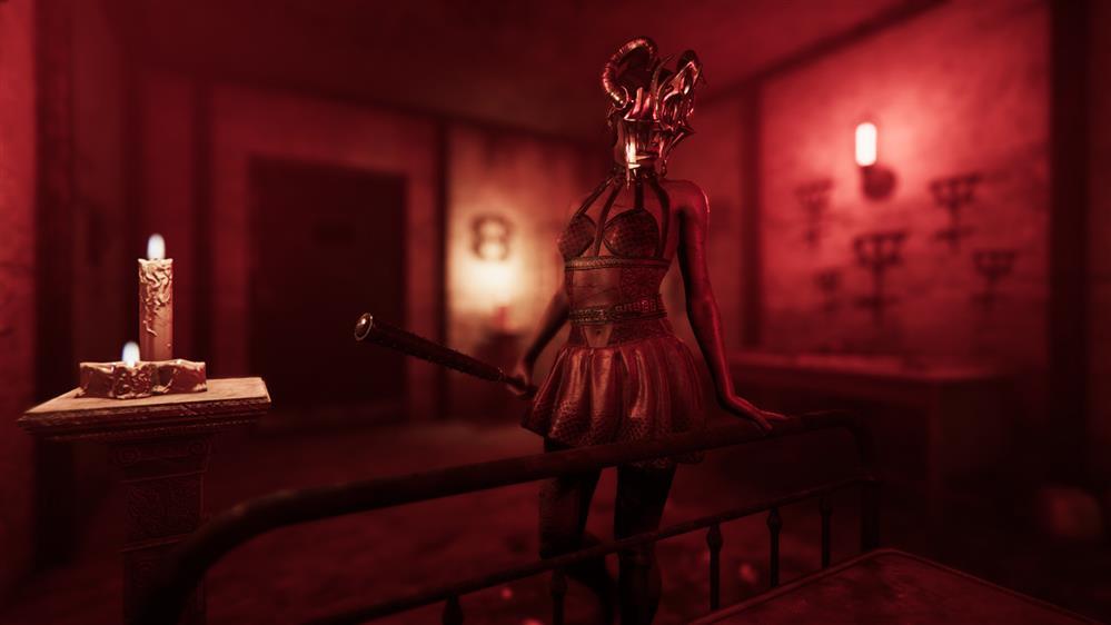 重口成人恐怖游戏《超越欲望》Steam3月12日发售