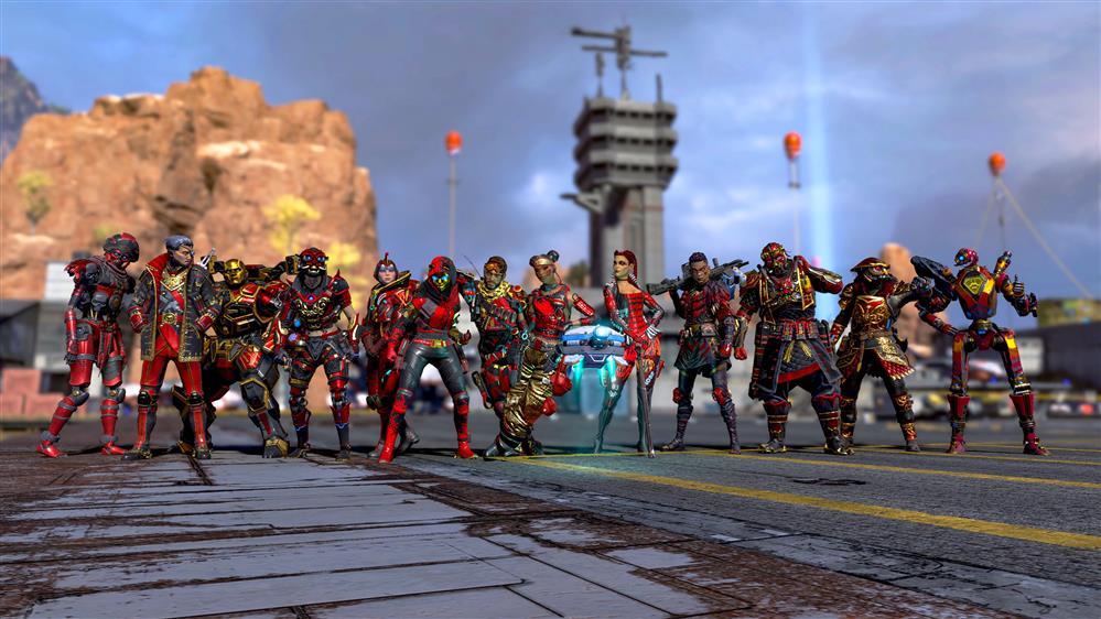 《Apex英雄》周年收集活动时间延长一周
