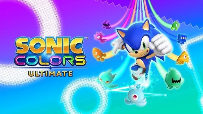 PC平台《索尼克 缤纷色彩 究极版》实机试玩录像公布