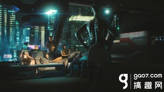 《赛博朋克_2077》30_秒新宣传片上线__夜之城永无止境的冒险
