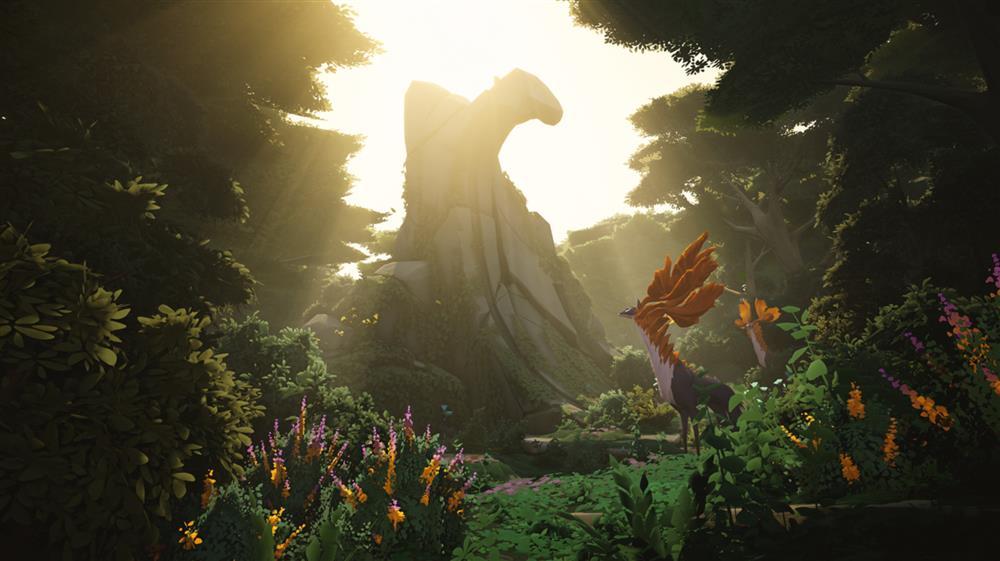网曝  微软Rare工作室《Everwild》重启  预计2024年后才发售