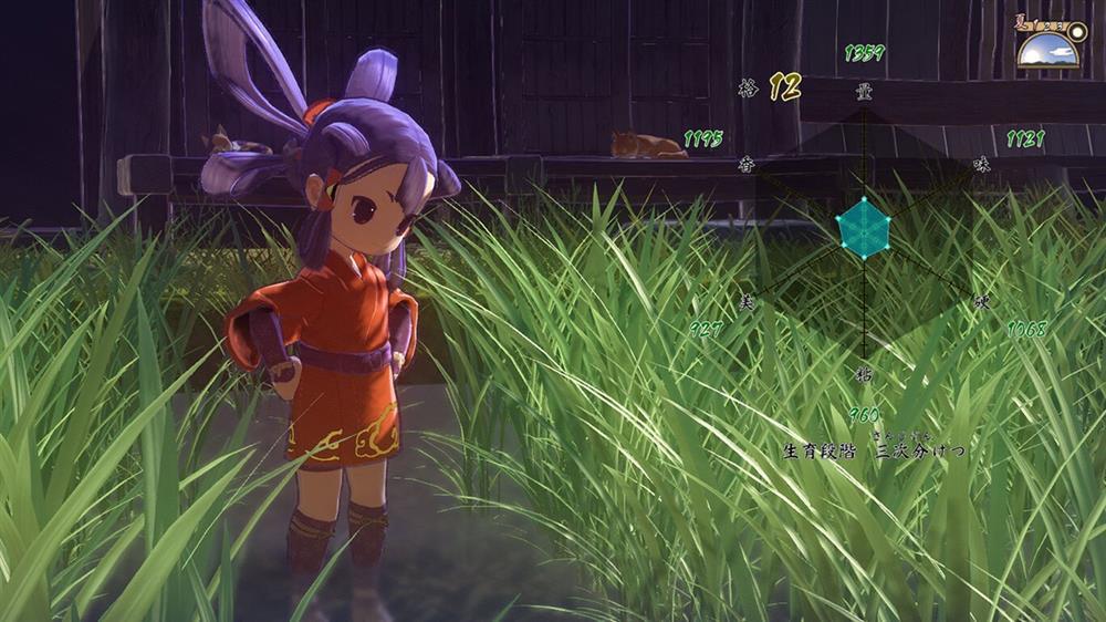 《天穗之咲稻姬》NS/PS4版七折促销  截止到7月7日为止