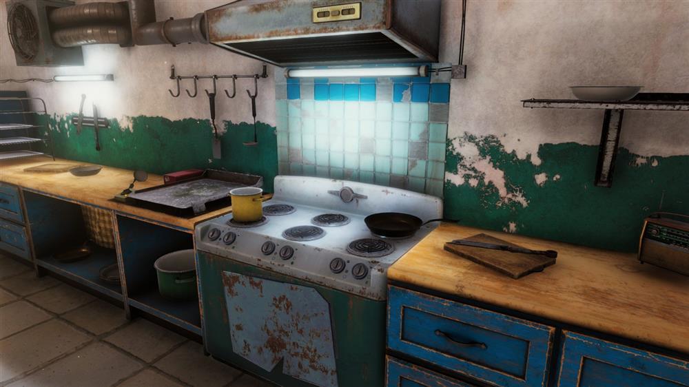 "Steam 《料理模拟器》""避难所""DLC上架"