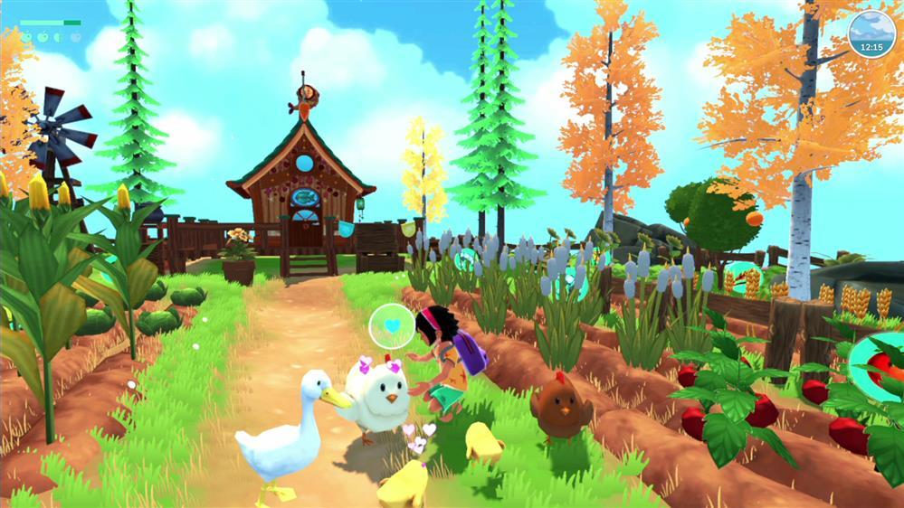 暑假模拟冒险游戏  《玛拉的夏天》新宣传片公布