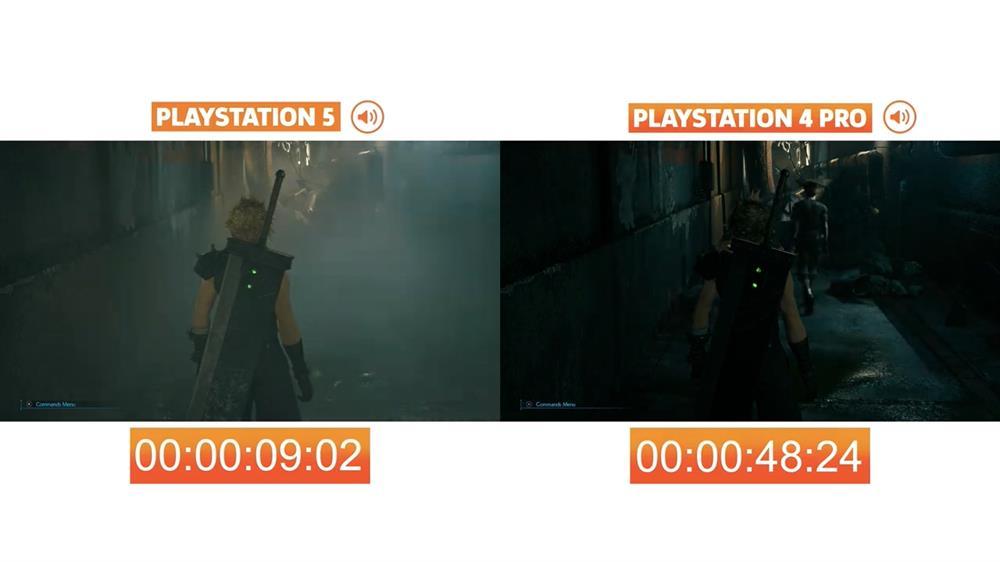 《最终幻想7:重制版》PS5版优化升级  画面及载入速度均有提升