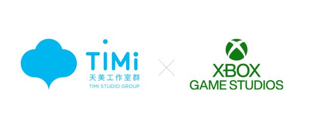 腾讯天美工作室宣布与Xbox Game Studios达成合作.png