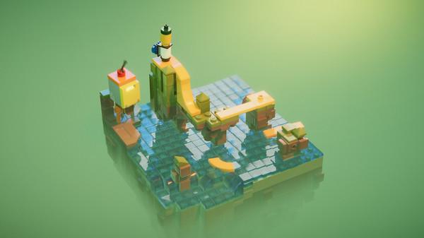 解谜冒险游戏《乐高:建造者之旅》上架Steam