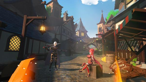 VR游戏《剑之梦语》2021年春季登Steam