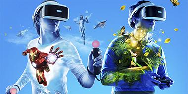 索尼新一代PlayStationVR头显将于明年发售