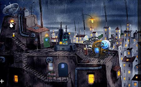 雨城第2部分攻略  雨城楼顶攻略