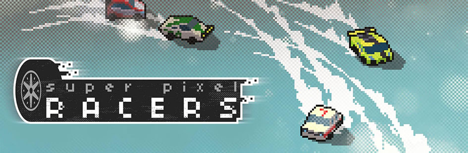 赛车竞速《Super Pixel Racers》NS中文版 4月16日发售