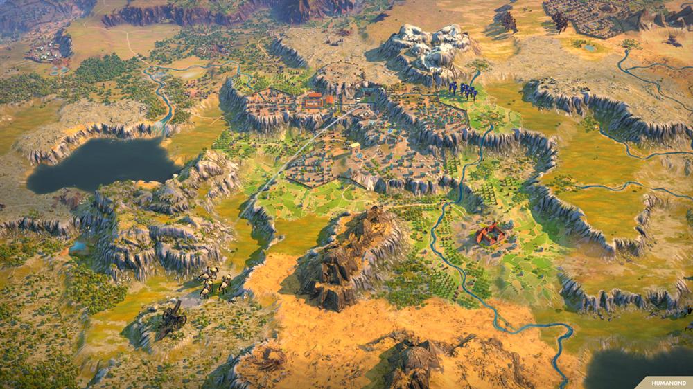 世嘉历史回合制策略游戏封闭公测开启 历经人类历史的5个时代