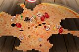 多人欢乐新游《在披萨上的生活》 Steam免费上线