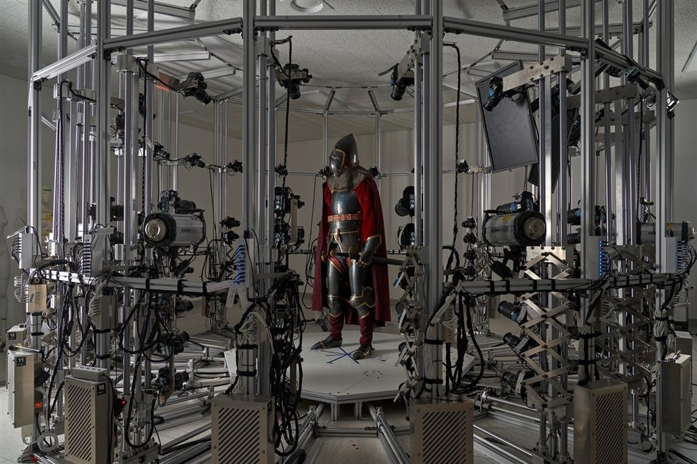 《黑色沙漠》专用于游戏技术与设计的新工作室