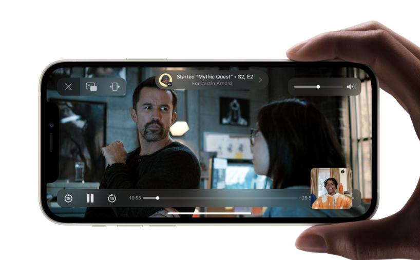苹果WWDC21全新的iOS 15及发布内容汇总.png