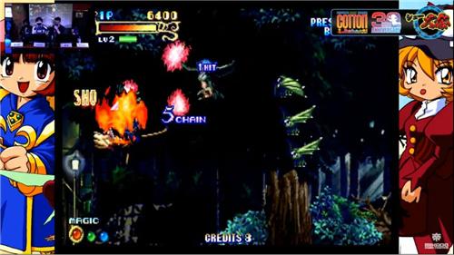 射击游戏棉花小魔女SS游戏合集将在9月登陆PS4和Switch平台