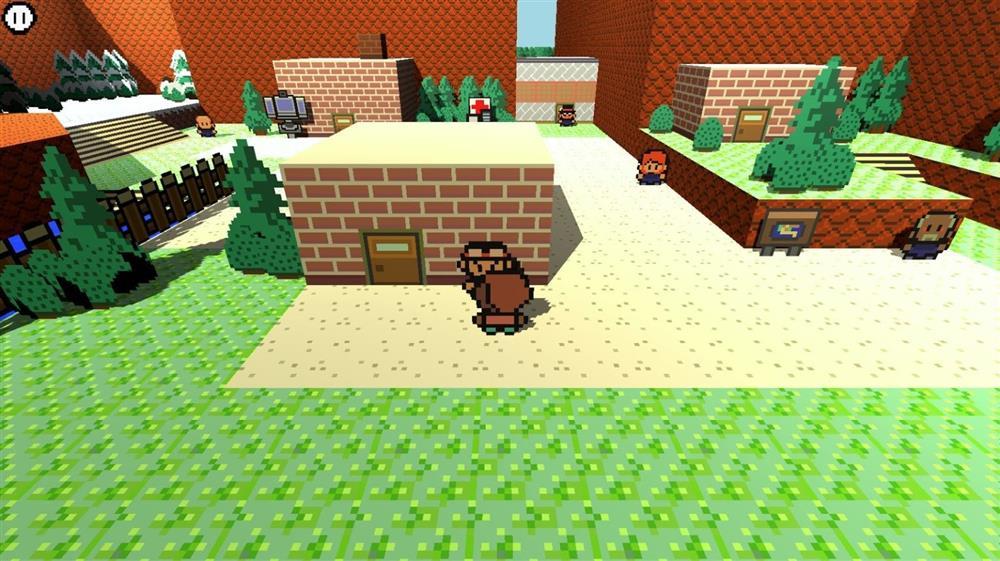 宝可梦风格像素新游《Entodrive》3月26日登Steam