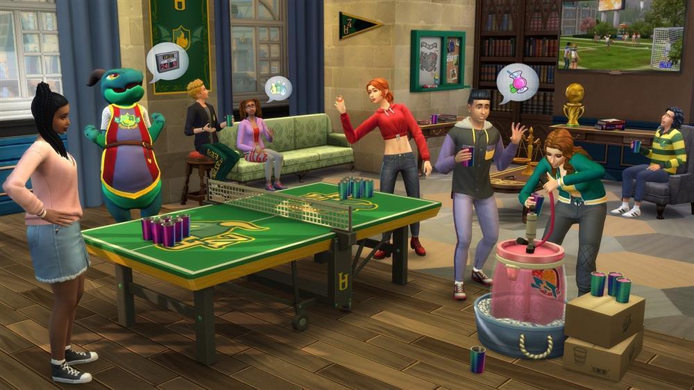 《模拟人生4》玩家60%是16-24岁女性 钱太好赚了