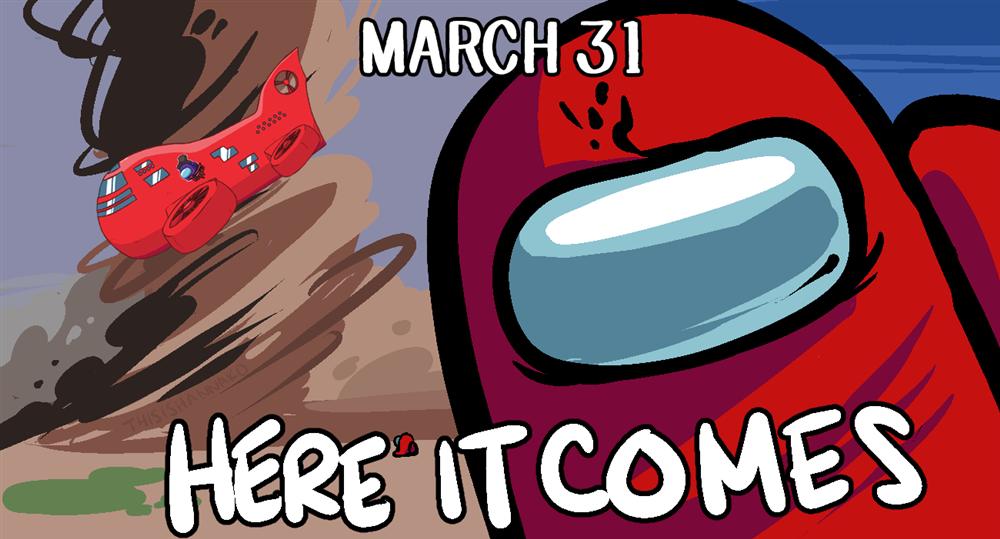 《Among Us》飞艇地图3月31日免费更新上线