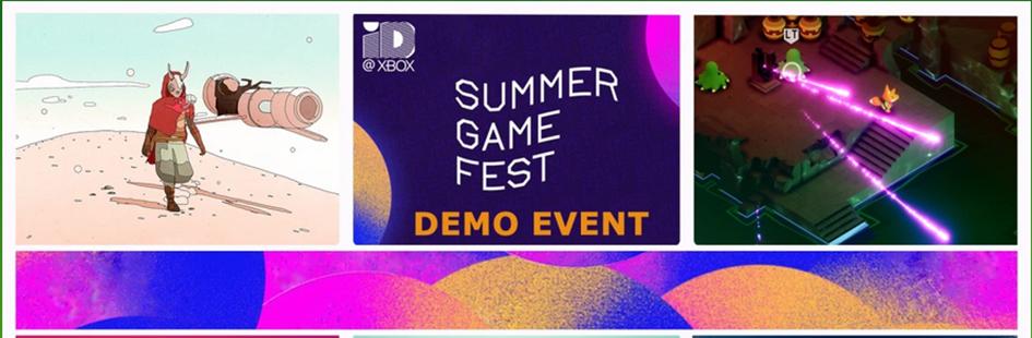 Xbox夏日游戏节开启 40多款游戏Demo已经登陆商店